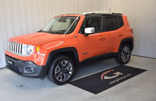 suv Jeep Renegade 2.0 CRD 140 Limited AWD