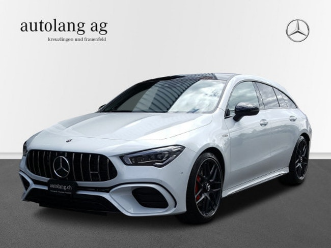 estate Mercedes-Benz CLA-Klasse CLA 45 S AMG 4Matic+