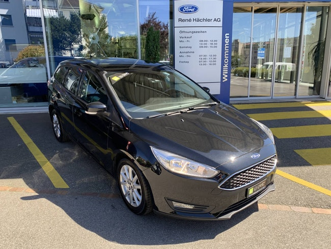 estate Ford Focus SW 1.0i EcoB 125 Business