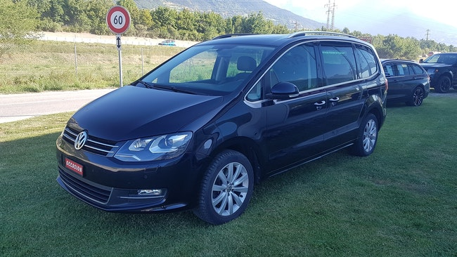 van VW Sharan 2.0 TDI BlueMotion Technology Highline DSG