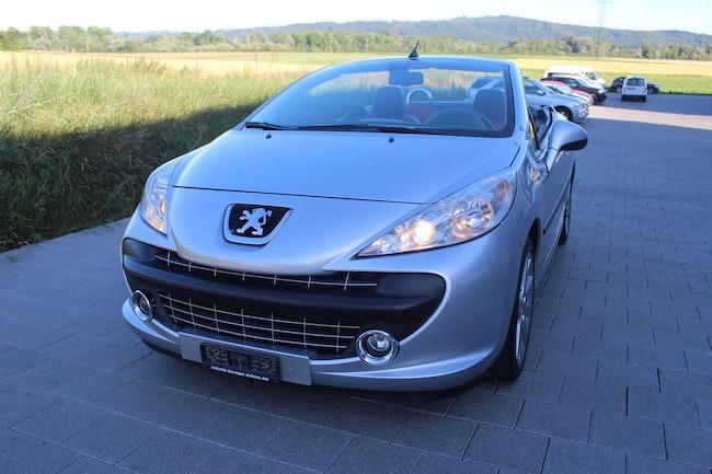 cabriolet Peugeot 207 CC 1.6 16V Turbo Platinium Edition