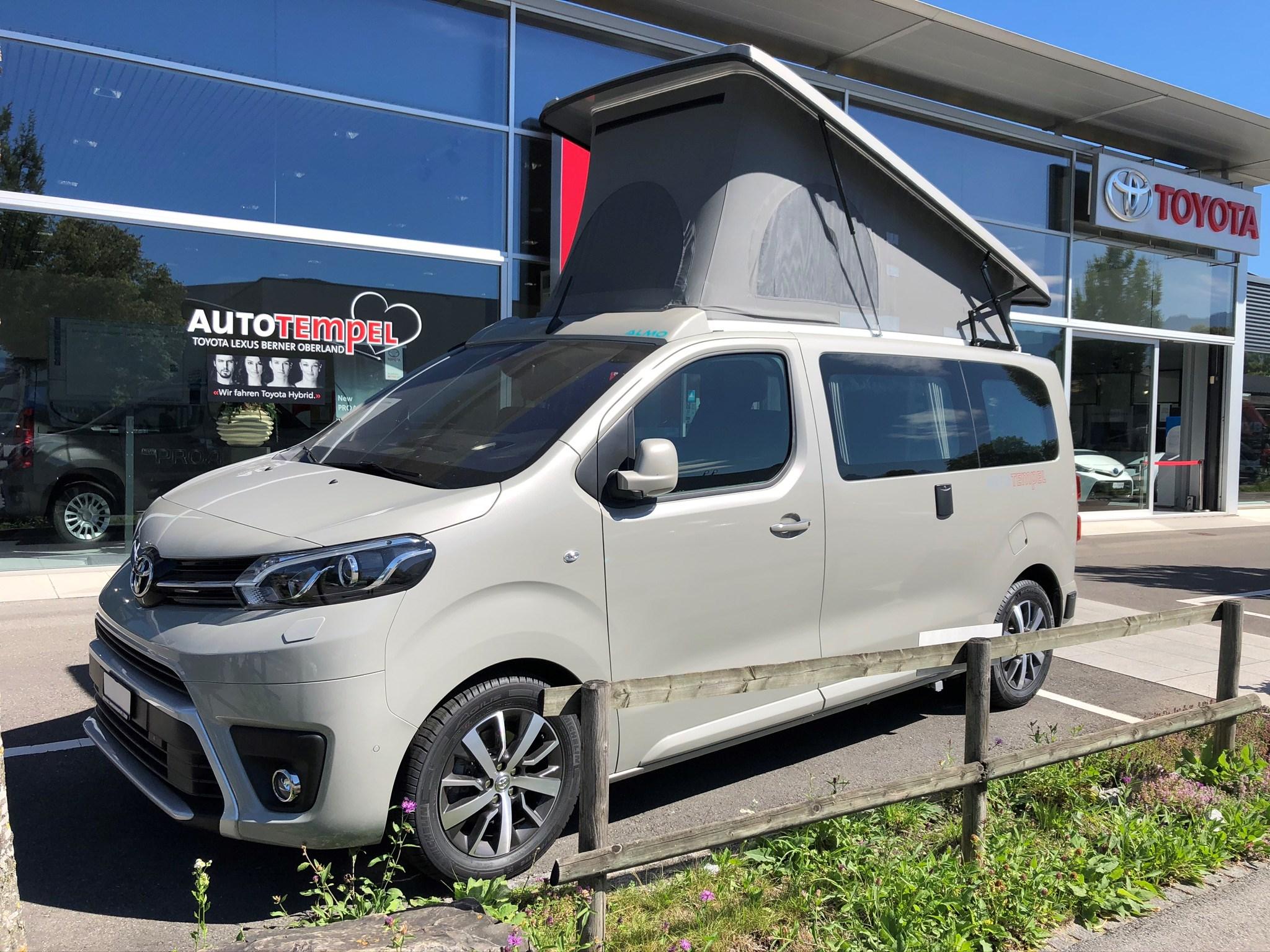 bus Toyota Proace Firenze Camper