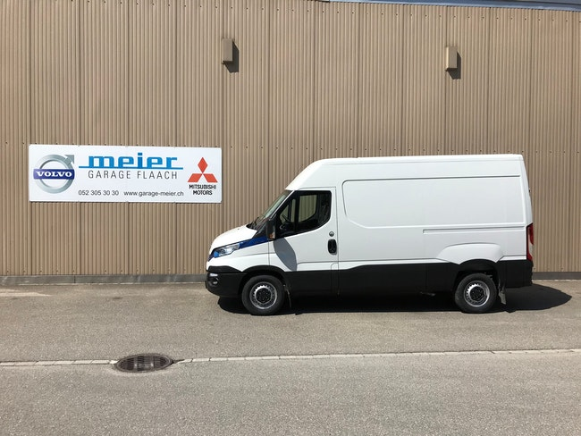 saloon Iveco Daily / Turbo Daily Daily 35 S 14 V