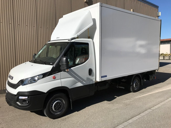 saloon Iveco Daily / Turbo Daily Daily 35 S 16