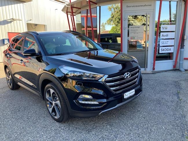 suv Hyundai Tucson 2.0 CRDI Vertex 4WD Automatic