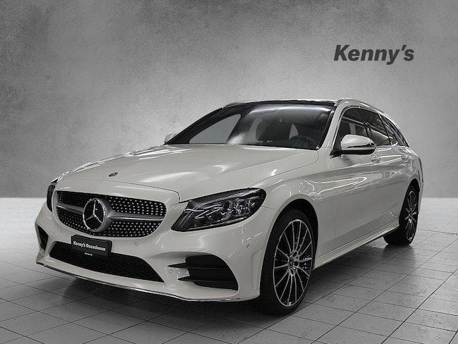 estate Mercedes-Benz C-Klasse C 220 d AMG Line 4Matic