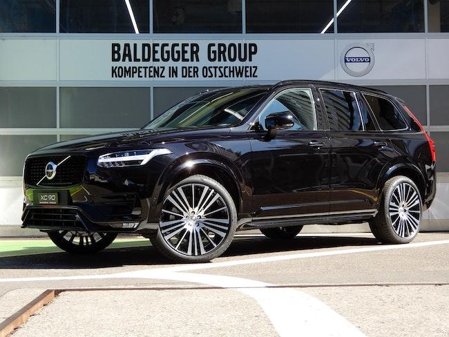 suv Volvo XC90 B6 Benzin Mild Hybrid AWD R-Design Geartronic