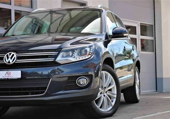 suv VW Tiguan 2.0 TSI Sport&Style 4Motion DSG