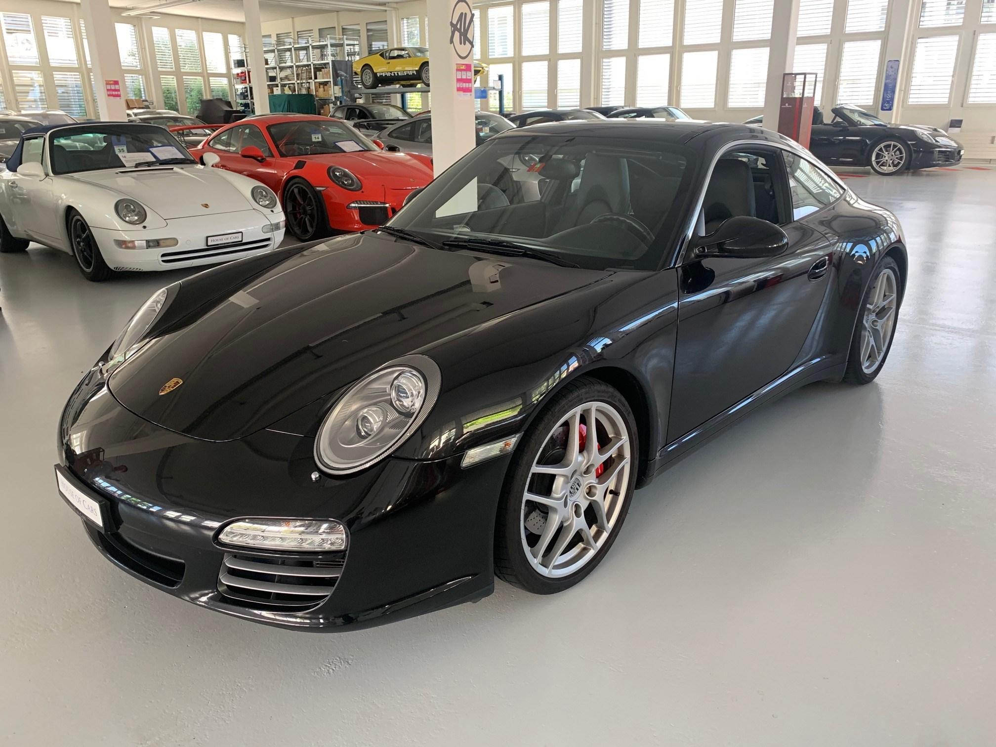 cabriolet Porsche 911 Targa 4S Manual (997 II)