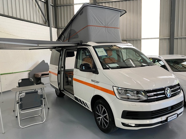 bus VW T6 California 2.0 TDI Beach Edition 30 4Motion
