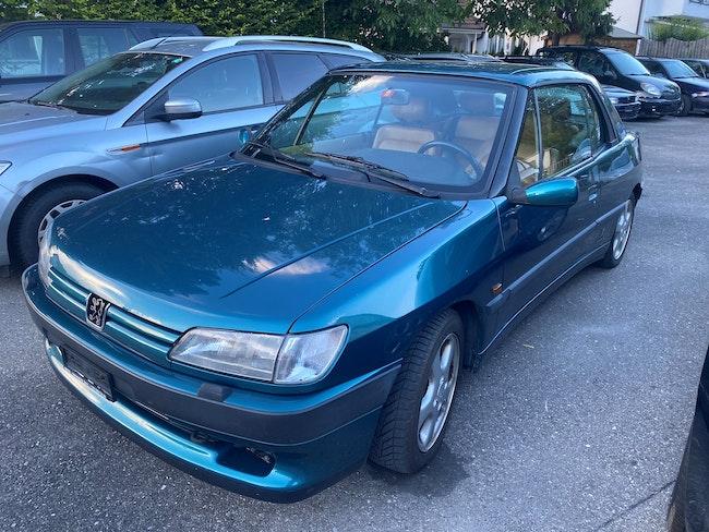 saloon Peugeot 306 2.0 ST