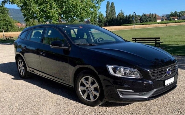 estate Volvo V60 2.0 D3 Basis S/S