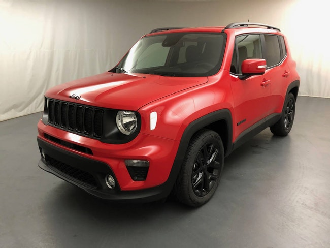 suv Jeep Renegade 1.0 Turbo Night Eagle