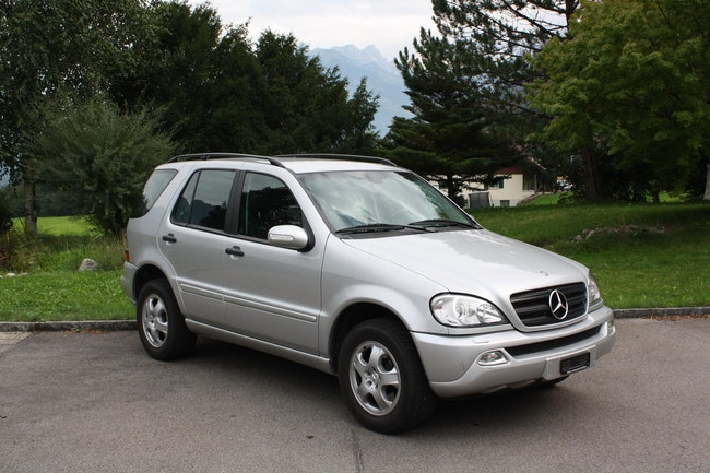 suv Mercedes-Benz M-Klasse ML 270 CDI