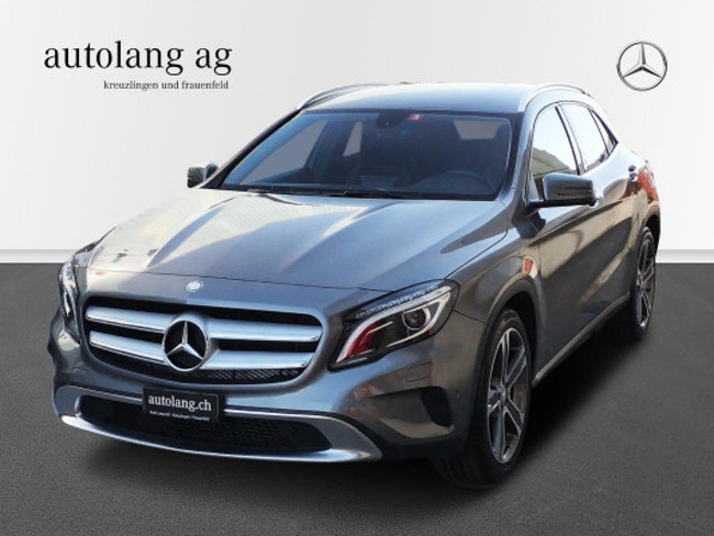 suv Mercedes-Benz GLA-Klasse GLA 200 CDI SwissUrban 4M