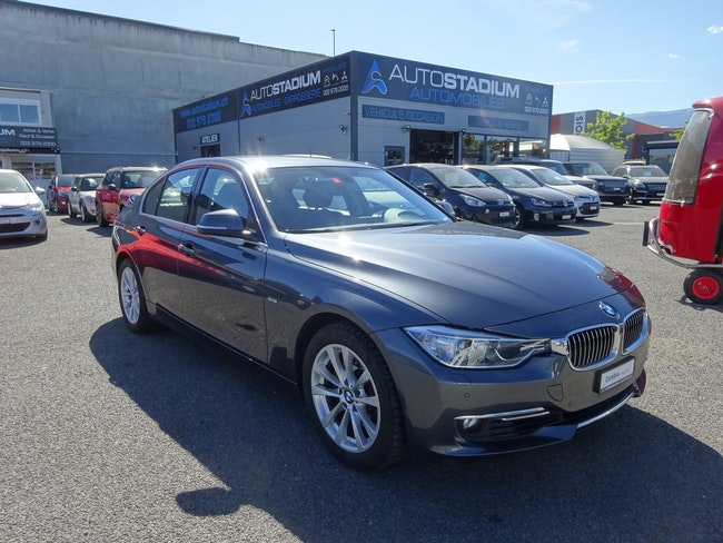 saloon BMW 3er 328i xDrive Luxury Line Steptronic