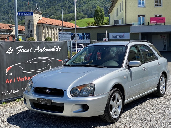 estate Subaru Impreza 1.6