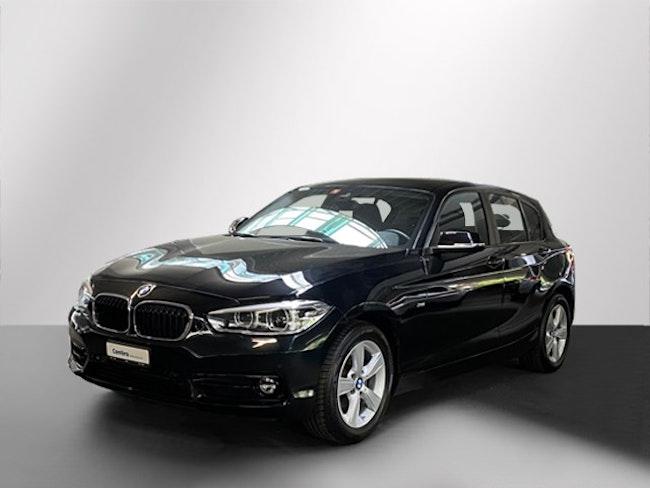 saloon BMW 1er 118 I