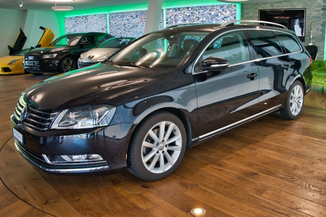 estate VW Passat Variant 2.0 TDI BMT Highline 4MDSG