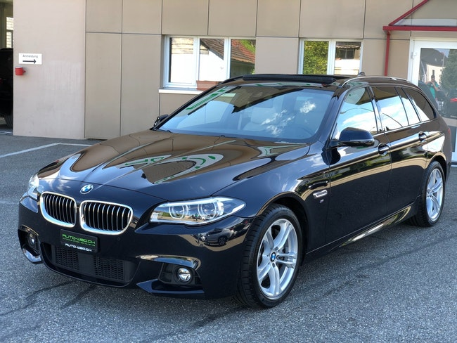 estate BMW 5er 528i Touring xDrive Steptronic