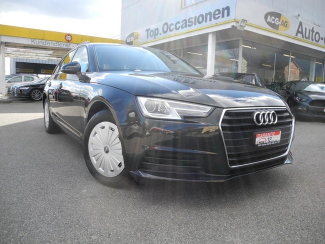 estate Audi A4 Avant 2.0 TDI Design