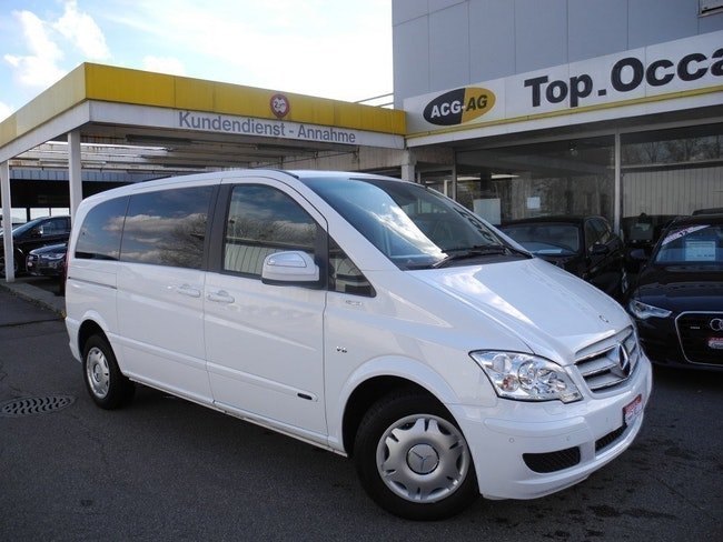 van Mercedes-Benz Viano 3.0 CDI Blue Efficiency Trend A