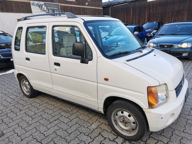 van Suzuki Wagon R+ + 1.2 4WD