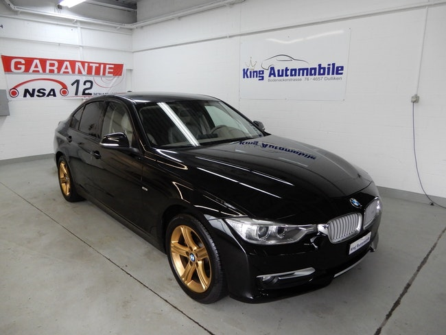saloon BMW 3er 320d Sport Line Steptronic