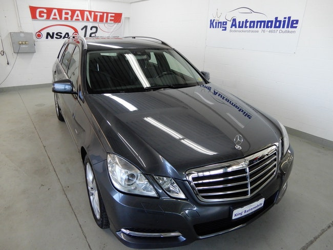 estate Mercedes-Benz E-Klasse E 250 CDI BlueEfficiency Elégance 4Matic 7G-Tronic