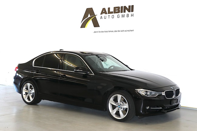 saloon BMW 3er 328i xDrive Sport Line Steptronic
