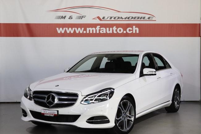 saloon Mercedes-Benz E-Klasse E 350 CDI BlueTec Avantg. 4m