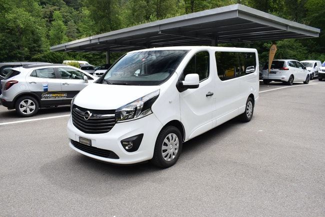 bus Opel Vivaro Combi L2H1 1.6 CDTi S/S