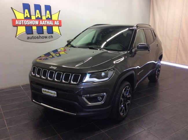 suv Jeep Compass 1.4 T Limited 4WD MultiAir 170