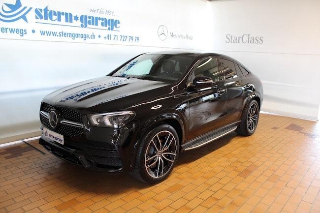 suv Mercedes-Benz GLE-Klasse GLE 400 d 4Matic Coupé AMG Line