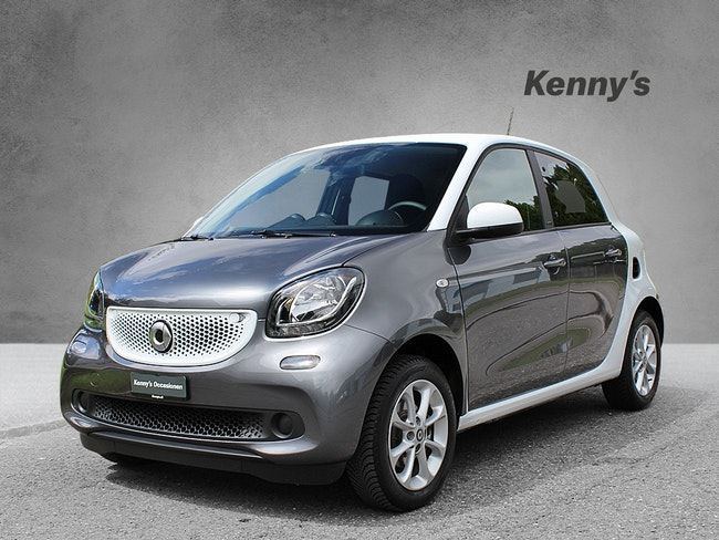 saloon Smart Forfour passion 90PS