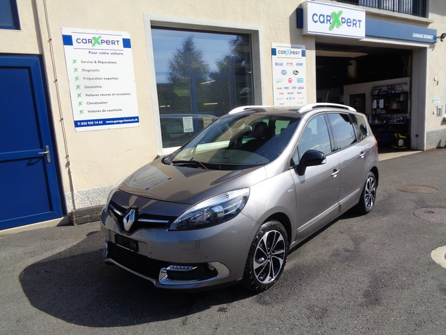 van Renault Scénic Grand Scénic 1.2 TCe 130 Bose S/S 7P