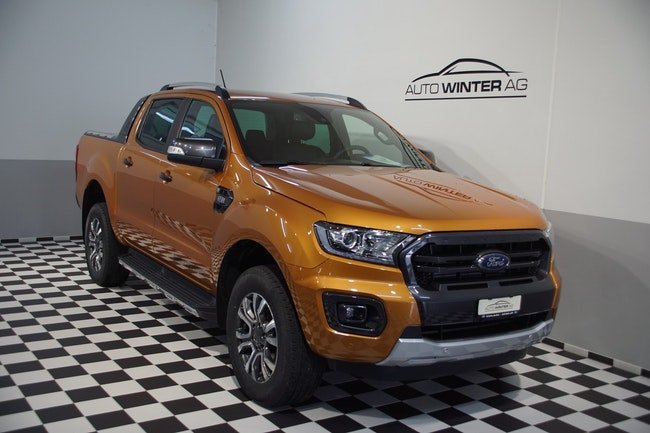 suv Ford Ranger Wildtrack 3.2 TDCi 4x4