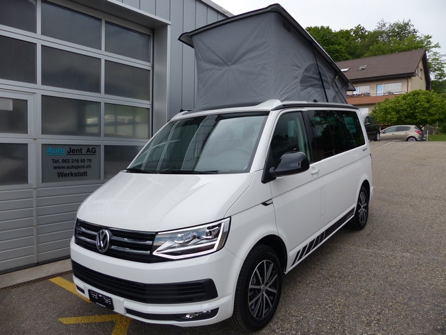 van VW T6 California 2.0 TDI Beach Edition 4Motion