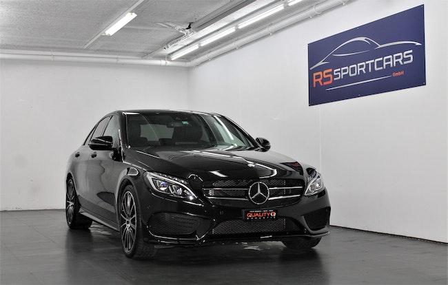 saloon Mercedes-Benz C-Klasse C 250 BlueTEC AMG Line 4Matic 9G-Tronic