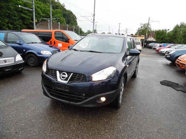 suv Nissan Qashqai 2.0 4WD 360 XTronic CVT