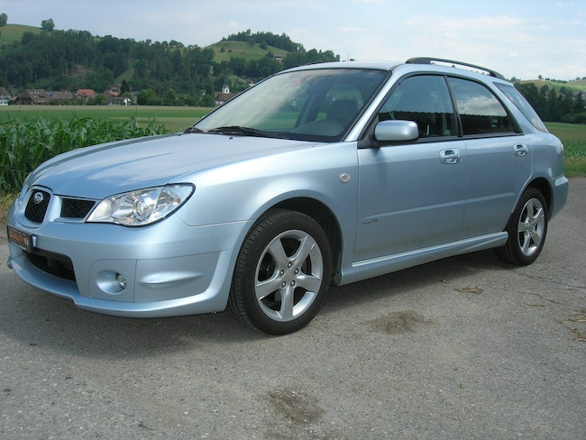 estate Subaru Impreza Wagon 2.0 R Swiss