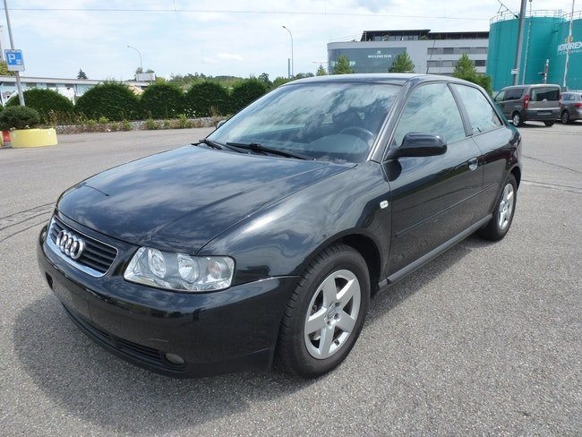 saloon Audi A3 1.8 20V Turbo 150 Ambition