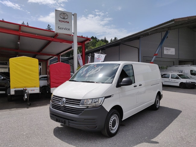 van VW T6 2.0 TDI 4Motion