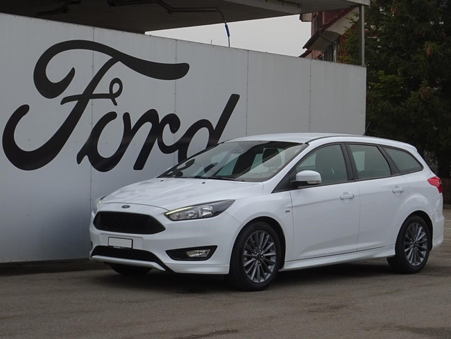 estate Ford Focus Station Wagon 1.0i EcoB 125 ST-Line
