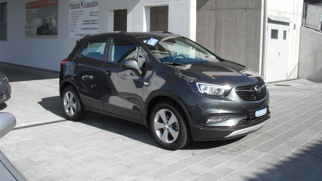 suv Opel Mokka X 1.4i 16V Turbo Enjoy 4WD Automatik