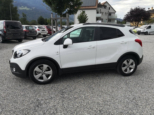suv Opel Mokka 1.4T ecoTEC Drive