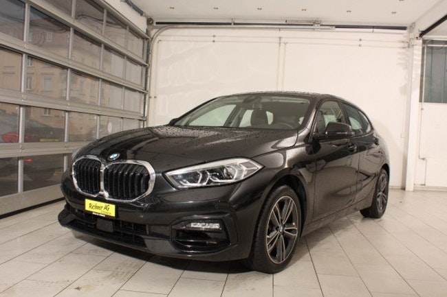 saloon BMW 1er 118i Sport Line