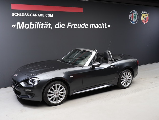 cabriolet Fiat 124 Spider 1.4 TB 140 Lusso