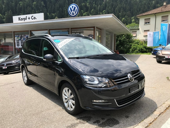 van VW Sharan 2.0 TDI BMT Highline 4Motion DSG
