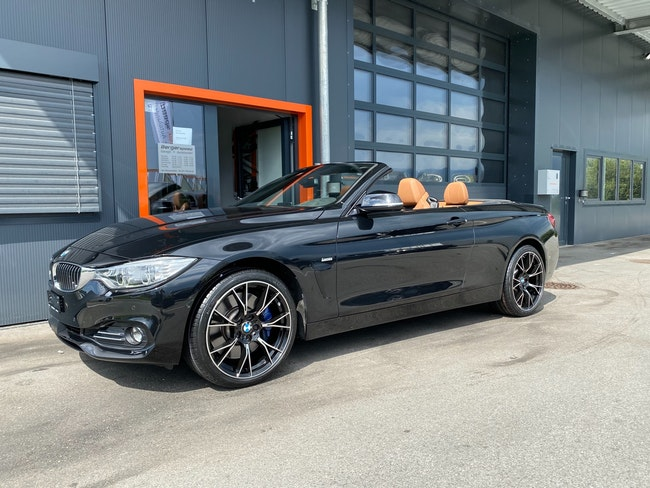cabriolet BMW 4er 440i Cabriolet xDrive Luxury Line Steptronic
